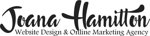 Joana Hamilton - Website Design and Online Marketing Agency